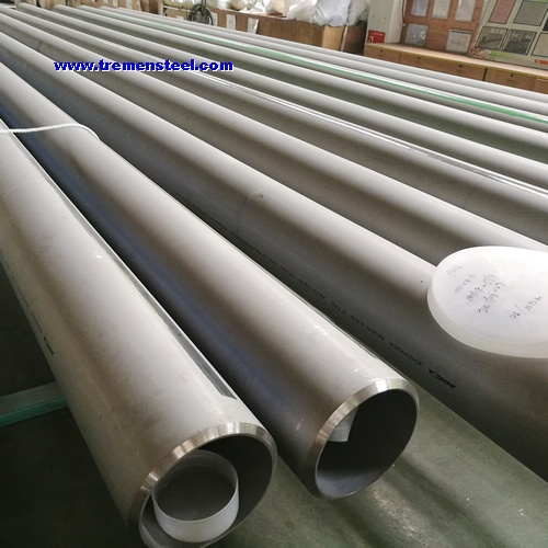 UNS S31009 TP310H SUS310H Stainless Steel Seamless Pipe