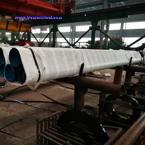 ASTM A519 SAE1026 Seamless Steel Mechanical tubing